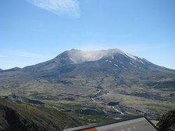 Mount St. Helens Visitor Center