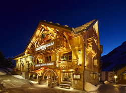 Hotel Chalet Mounier