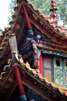 Bamboo Temple (Qiongzhu Si)