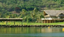 Moorea Green Pearl Golf Course