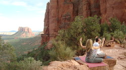 Vortex Yoga Hiking In Sedona - Private Tours