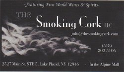 The Smoking Cork