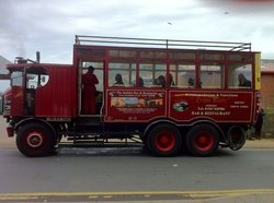 Whitby Steam Bus
