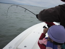 Shallow Minded Inshore Charters with Capt. Mark Dickson