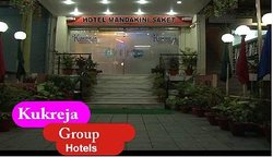 Hotel Mandakini Saket Regency