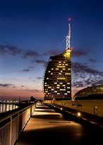 Atlantic Hotel Sail City Bremerhaven