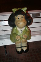 Mafalda Statue