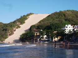 Morro do Careca beach