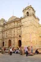 Cathedral of Oaxaca