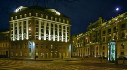 987 Design Prague Hotel