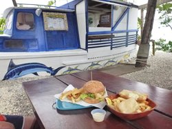 Flying Boat Fish & Chips