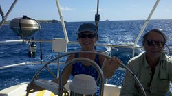 Virgin Islands Day Sailing