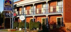 Best Western Burke &amp; Wills Motor Inn