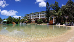 Eurong Beach Resort Fraser Island