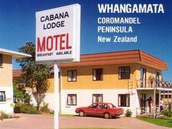 Cabana Lodge Motel