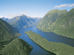 Doubtful Sound Small Boat Cruises Day Trip - Real Journeys