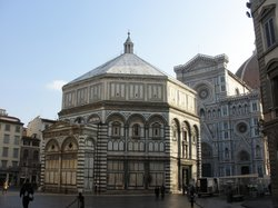 Baptistery of San Giovanni (Battistero)
