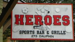 Heroes Sports Bar & Grille