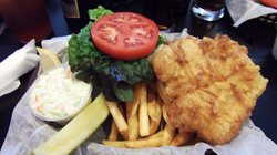 Gulf Coast Grouper & Chips