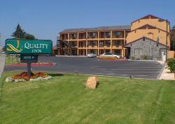 Quality Inn on 144 Kern Street