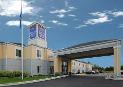 ‪Sleep Inn And Suites Wisconsin Rapids‬