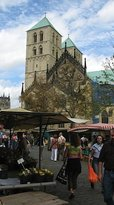 Wochenmarkt Muenster