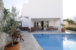 Hotel Aegeon Paros