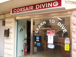 Corsair Diving Malta