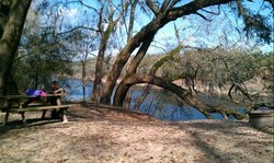 Suwannee River Rendezvous Resort & Campgroung