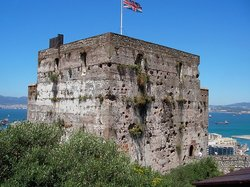 The Moorish Castle Complex (The Tower of Homage and The Gate House)