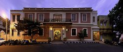 Hotel de l'Orient Pondicherry