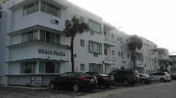 The Beach Plaza Hotel