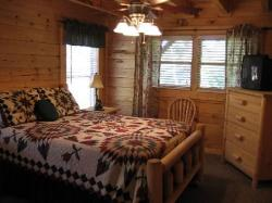 Mountain Shadows Log Home Resort