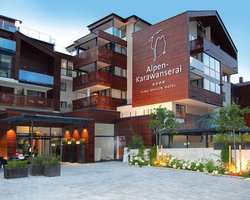 Alpen-Karawanserai Time Design Hotel