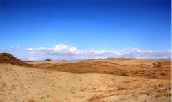 La Paz Sand Dunes