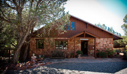 Territorial House Old West Bed and Breakfast Sedona