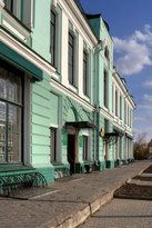 Omsk Regional Museum of Fine Arts (M.A. Vrubel)