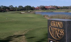 Grand Cypress - North, South and East Courses