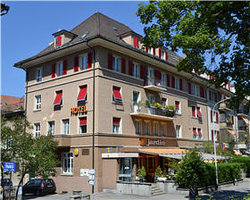 Hotel-Restaurant Jardin