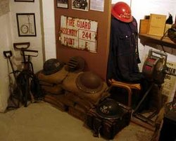 Clifford Road Air Raid Shelter Museum