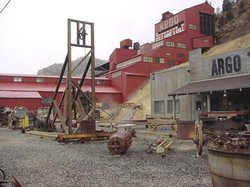ArgoGold Mill and Museum