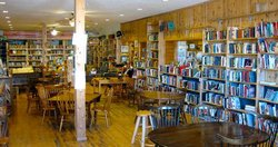 Falling Rock Cafe & Book Store