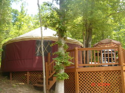 Blanche Manor Yurts