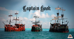 Captain Hook Barco Pirata Pirate Ship