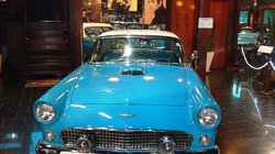 Museu do Automovel - Hollywood Dream Cars