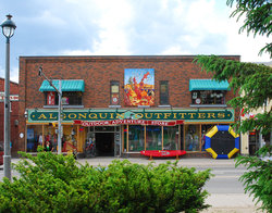 Algonquin Outfitters Outdoor Adventure Store