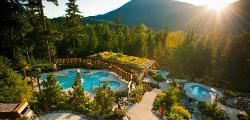 Scandinave Spa Whistler