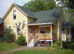 ‪Katy Trail Bed & Bikefest B&B‬