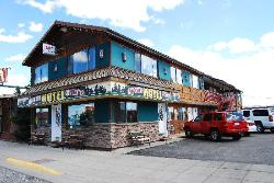 West Yellowstone's City Center Motel