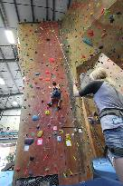 Central Rock Climbing Center